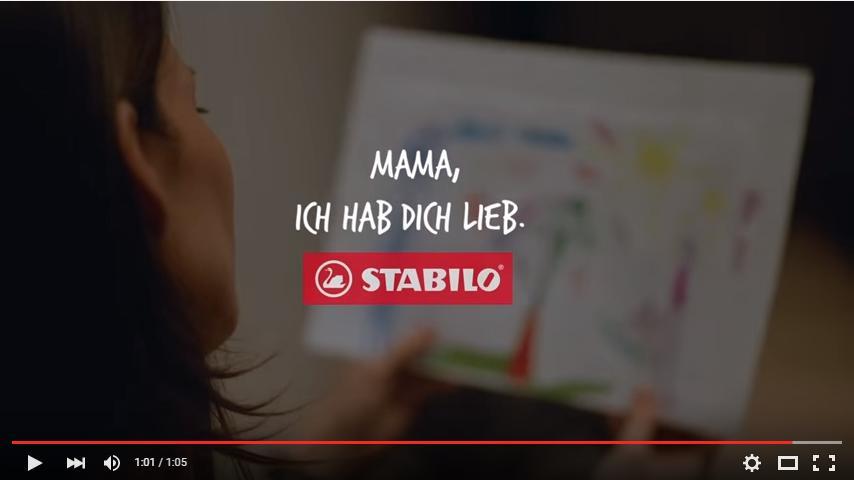 STABILO - Mama ich hab dich lieb  - YouTube