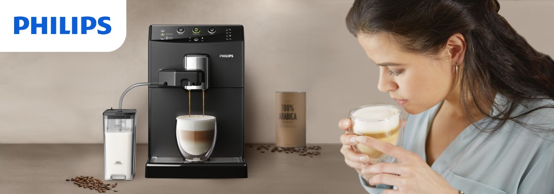 Philips Easy Cappuccino Test