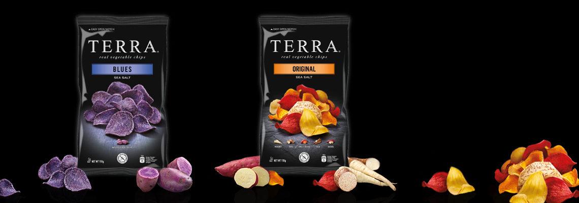 Terra Gemüsechips