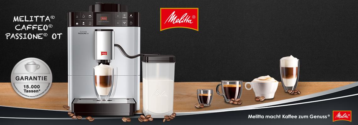 Melitta® Kaffeevollautomat
