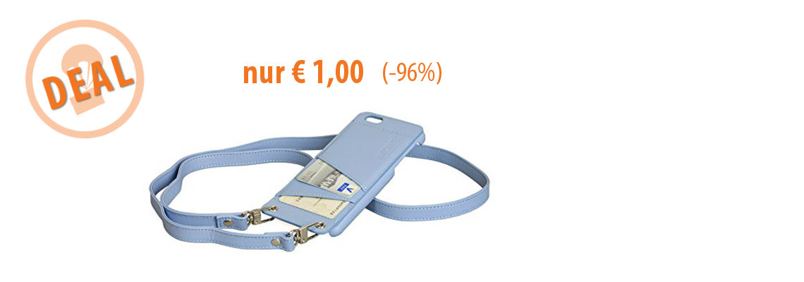 Kjero Deal - iPhone 6/6s Hülle