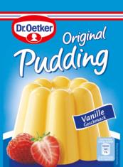 Pudding Vanille Dr. Oetker Kjero