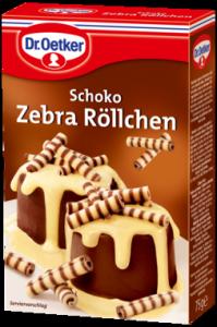 Zebra Röllchen