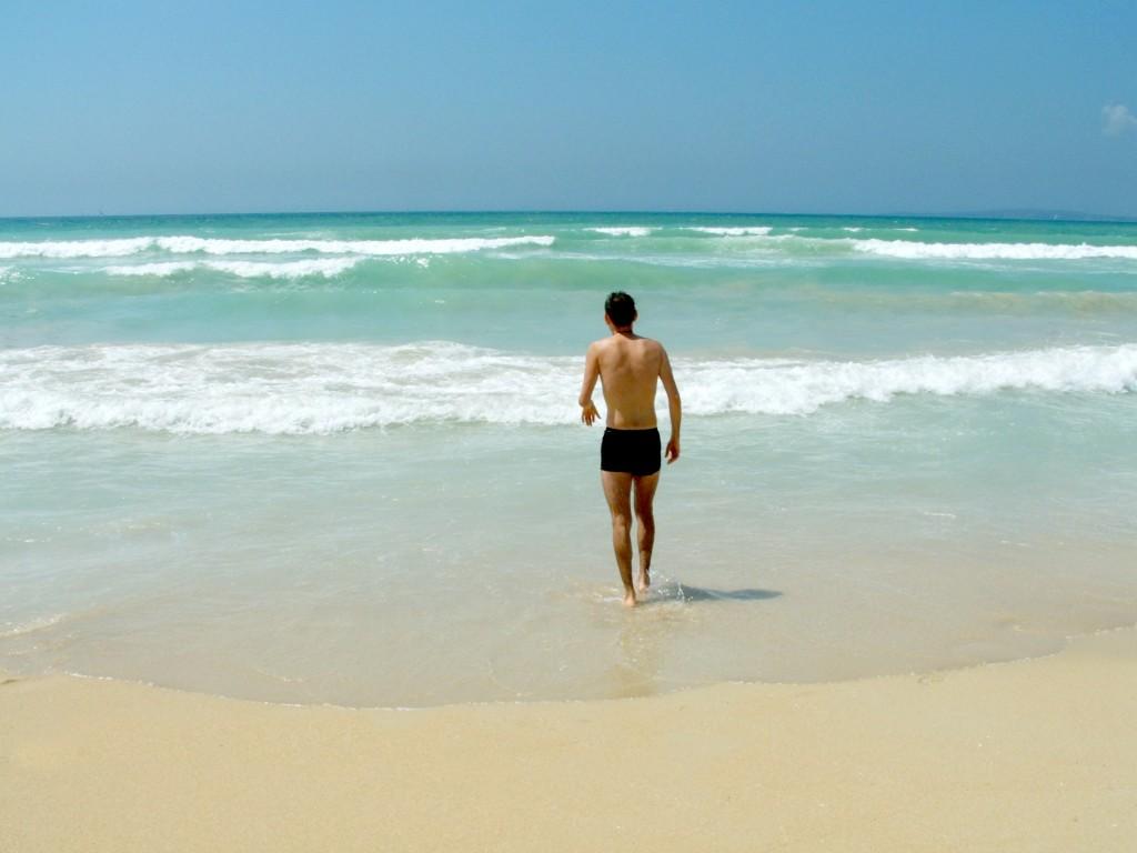 Strand und Sommer Eucerin Beauty Mythen