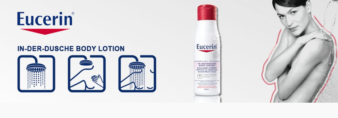 Eucerin In-der-Dusche Body Lotion