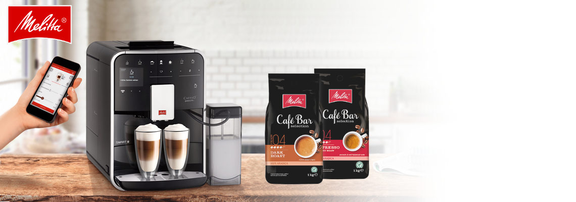 Melitta® Barista T Smart® Kaffeevollautomat